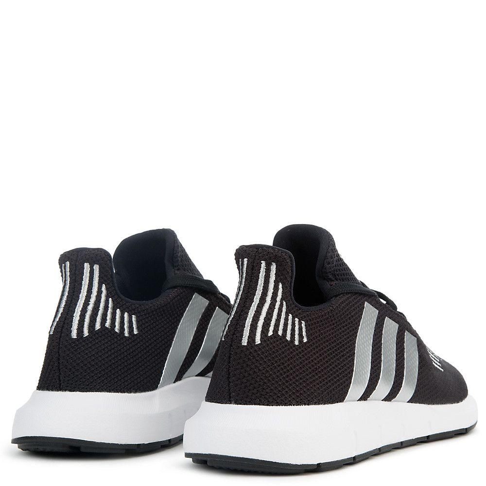 6c6020ece5d Juniors Swift Run J Sneaker CBLACK SILVMT FTWWHT