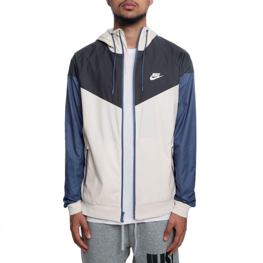 628d80bcd232 sportswear windrunner jacket light cream anthracite light cream