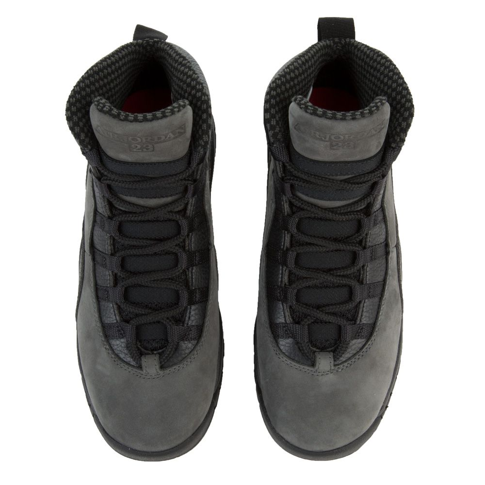 cheaper 16da5 ac036 ... new arrivals grade school air jordan 10 retro dark shadow true red black  4f0f5 781af