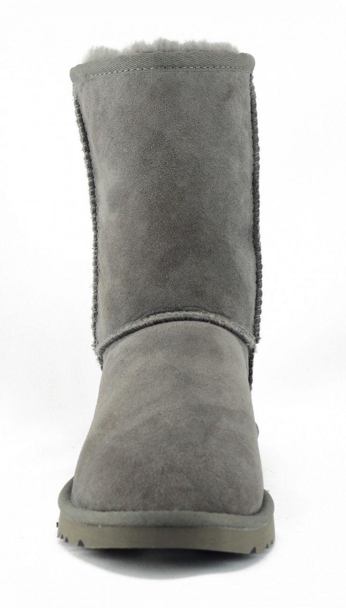 2f9f4564b64 UGG Australia for Women: Classic Short Grey Boots Grey