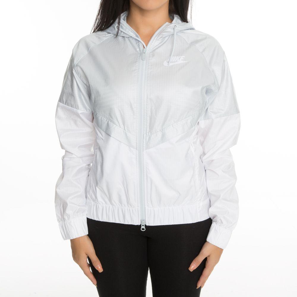 abf9d8524db9 Nike Sportswear Windrunner Women s Jacket White