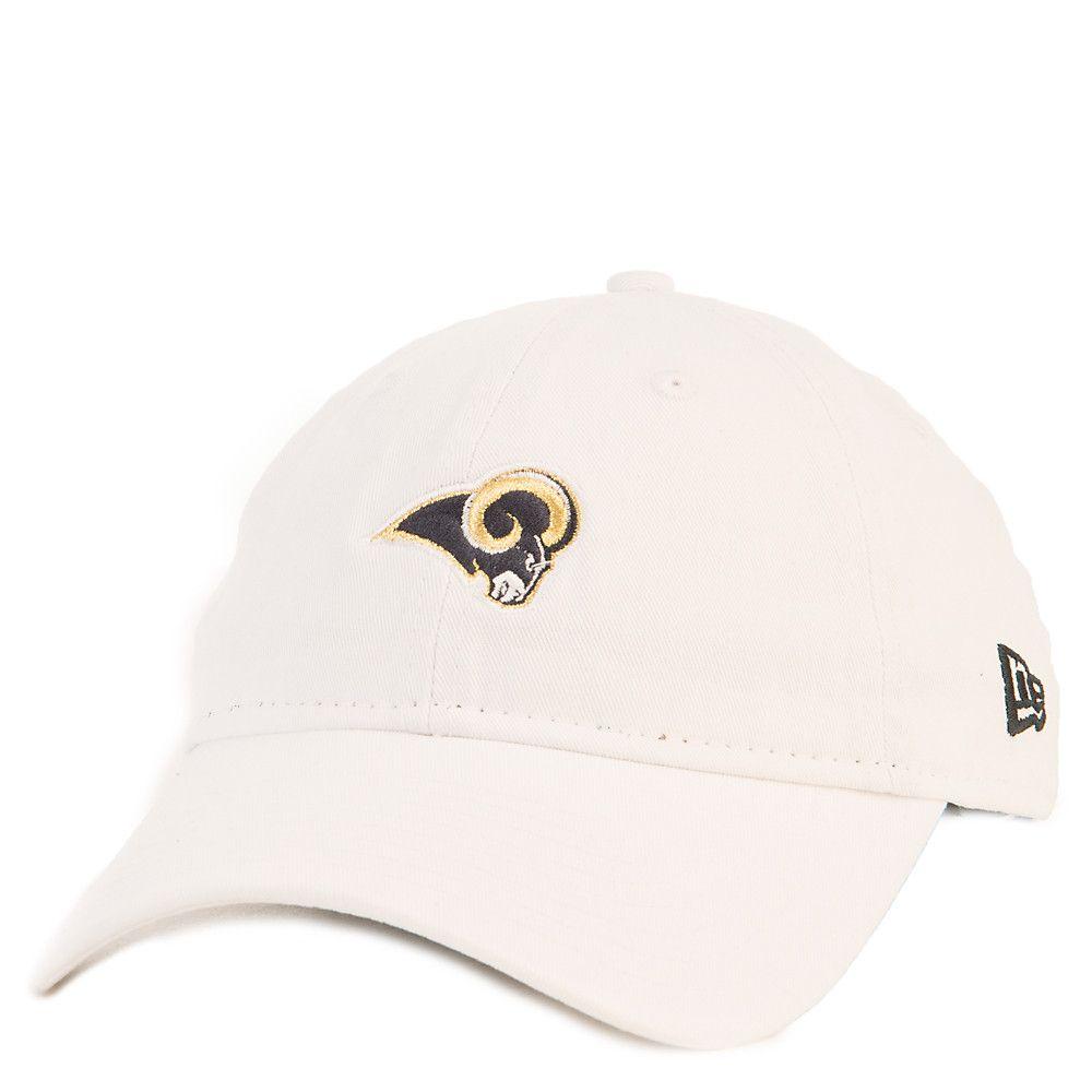 Discount Men's Los Angeles Rams Dad Cap White