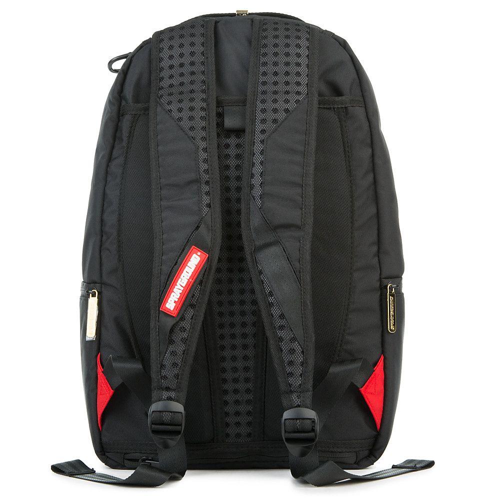 fbf7fcb5b7c Florence Money Backpack BLACK