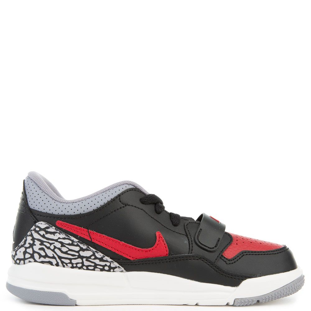 buy online 87c7e 50f2f ... (PS) LEGACY 312 LOW BLACK VARSITY RED-BLACK-CEMENT GREY ...