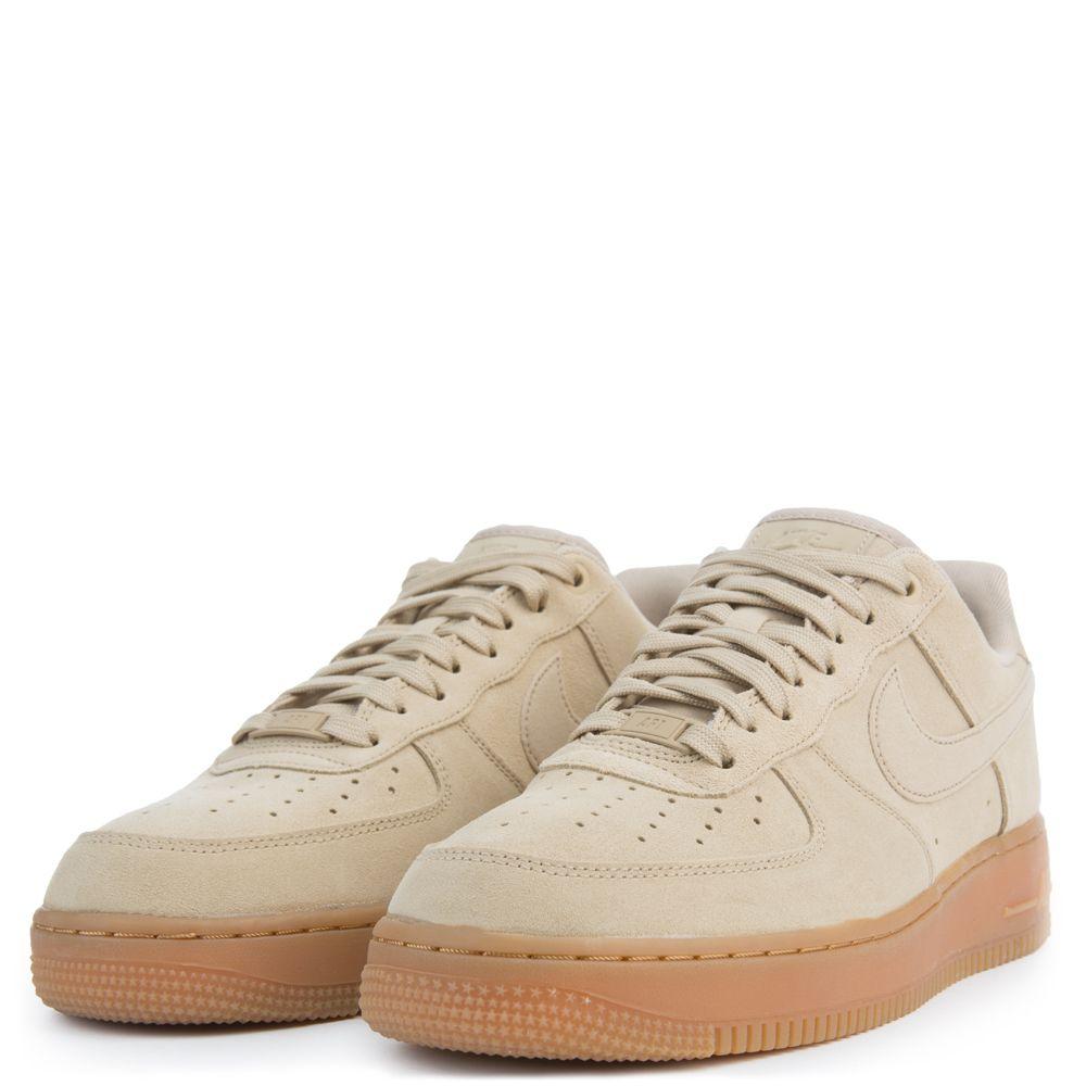 Nike Air Force 1 High Baroque Brown Bronze Gum Sole Bottom 315121 203 Sz 9.5
