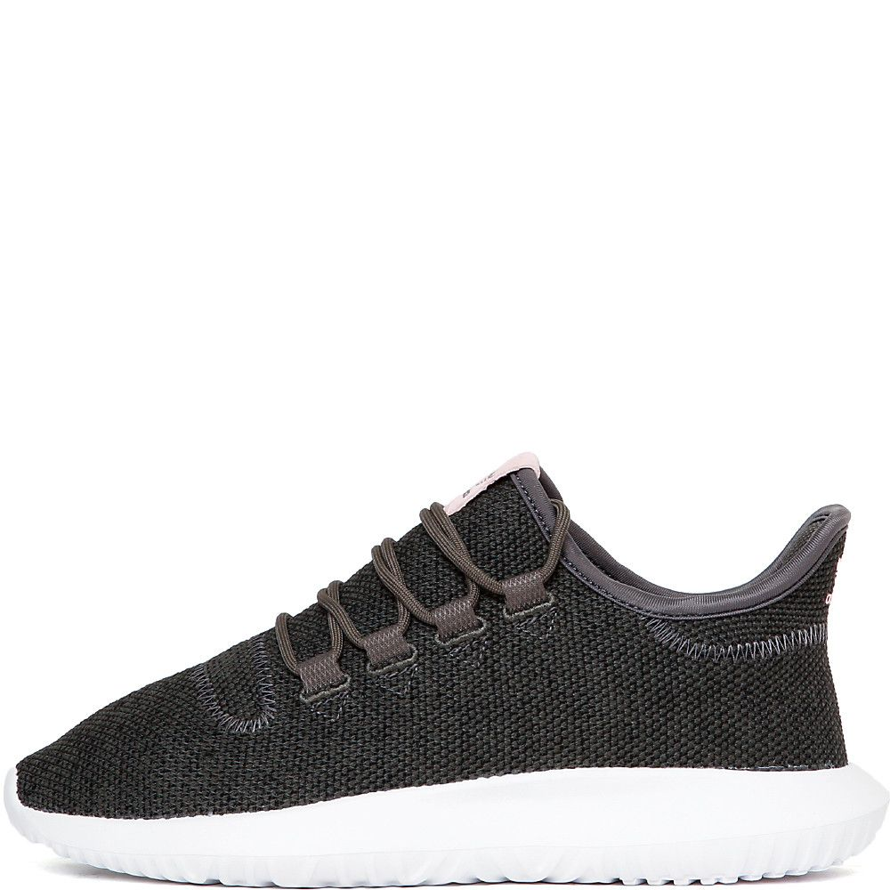 Women s Tubular Shadow Knit Athletic Lifestyle Sneaker UTIGRE CBLACK FTWWHT 482bfe6b4