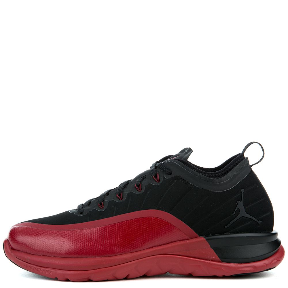 0657731a240b4b JORDAN TRAINER PRIME BLACK BLACK-GYM RED