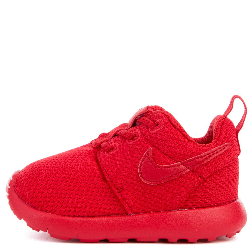 5bcf71a01e1 NIKE ROSHE ONE (TDV) UNIVERSITY RED UNIVERSITY RED