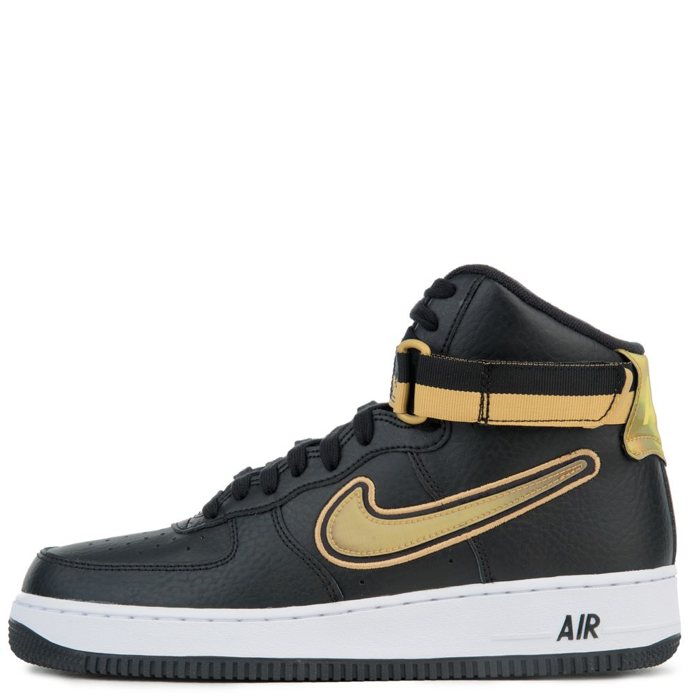 Gold '07 Lv8 High White 1 Air Sport Force Blackmetallic EH9D2I