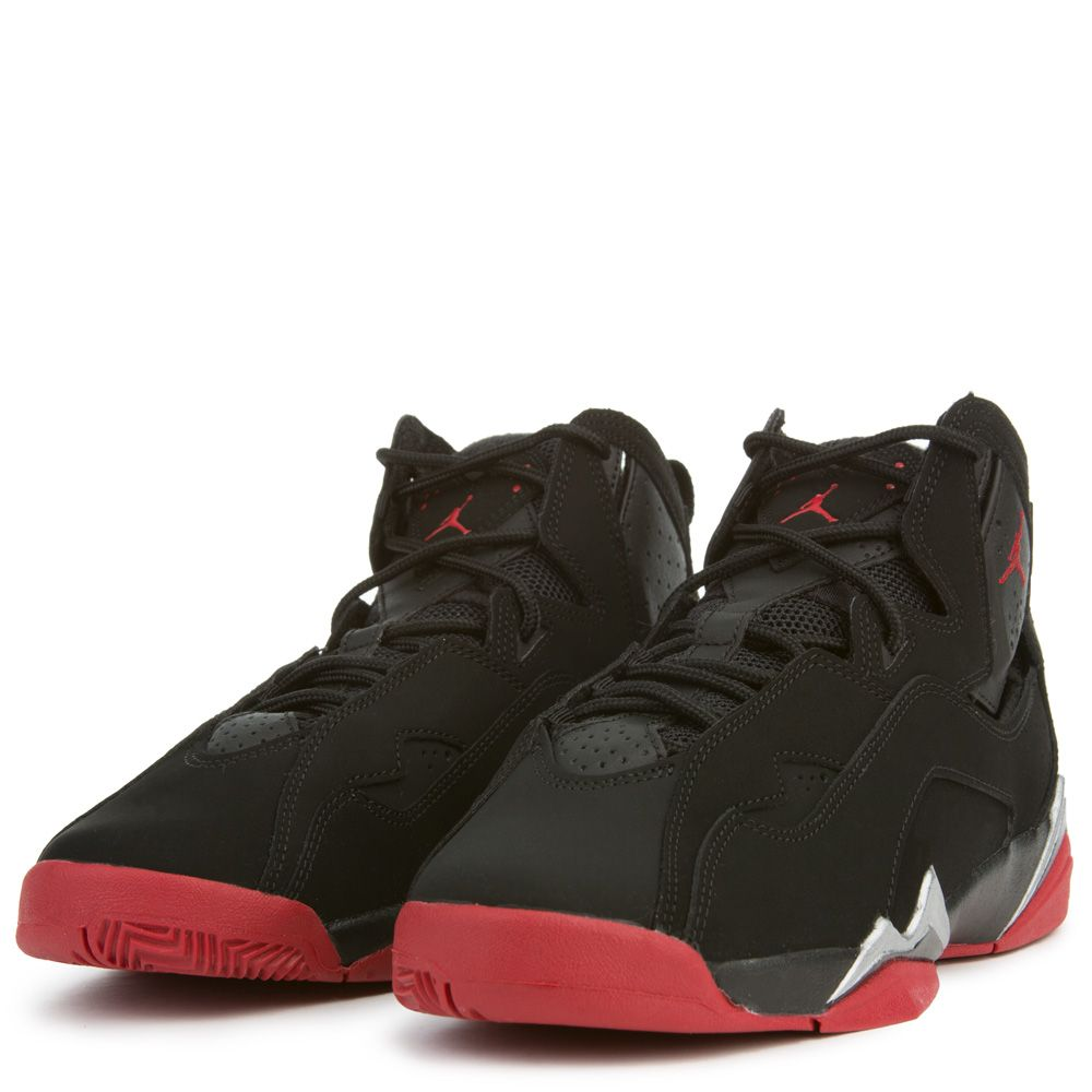 cheap for discount 15cfe 46bca ... greece jordan true flight black gym red metallic silver bfdc8 e7966