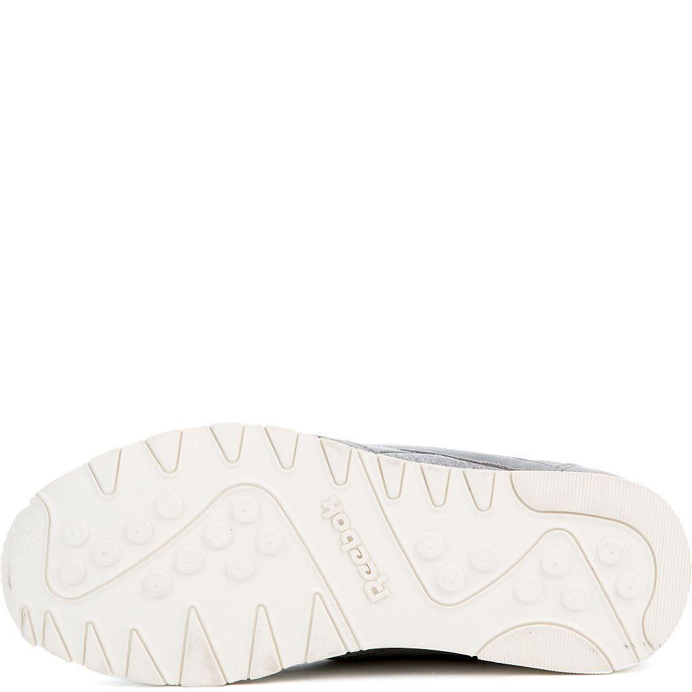 78f64ef2291d Men s Classic Nylon Jersey Sneaker FLAT GREY MEDIUM GREY SAND STONE CHALK