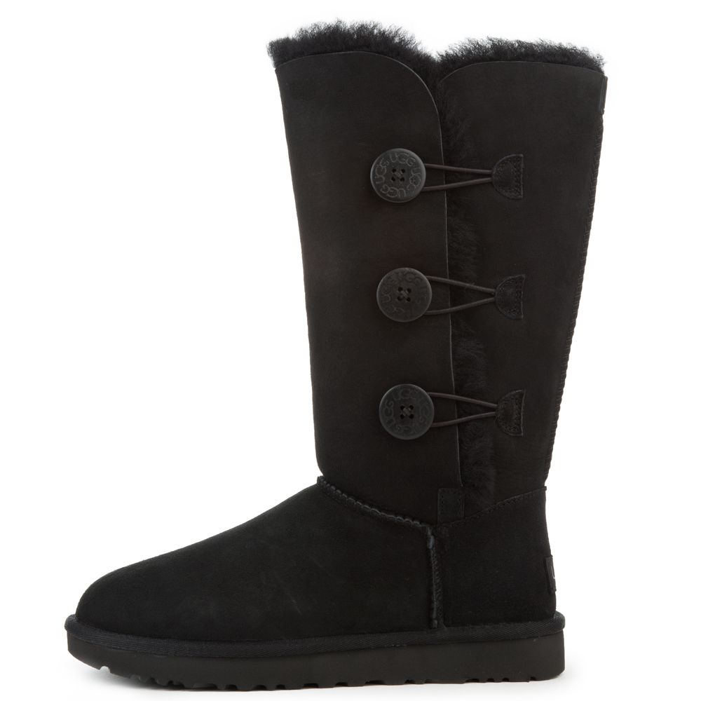 6aa5ca71e54 Women's Bailey Button Triplet II Black Boot BLACK
