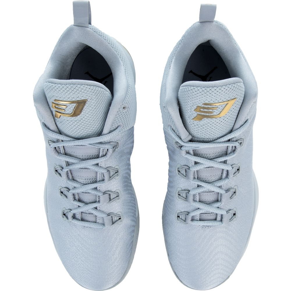 a9e5a74764a742 JORDAN CP3.X AE WOLF GREY METALLIC GOLD-BLACK-WHITE