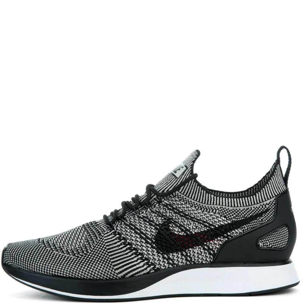 f02177a609a75 Air Zoom Mariah Flyknit Racer PALE GREY BLACK-SOLAR RED-WHITE