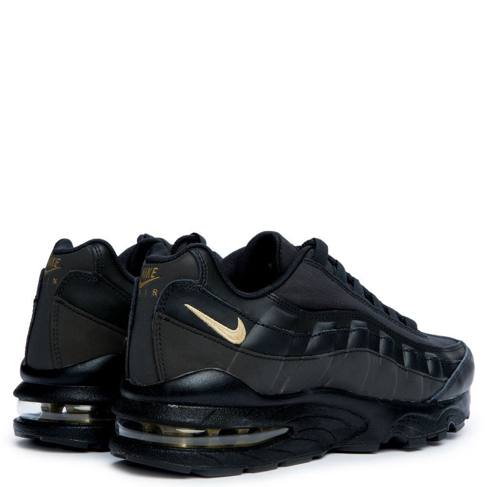 sneakers for cheap 149eb e0a06 Air Max 95 Premium BLACK METALLIC GOLD