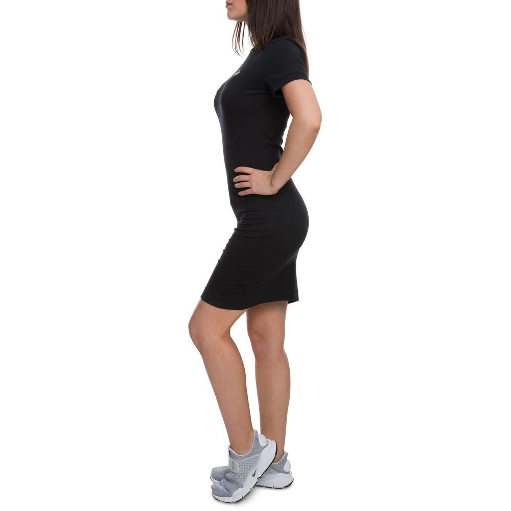 604dc9fe9cb WOMEN S NIKE SPORTSWEAR DRESS GX BLACK WHITE