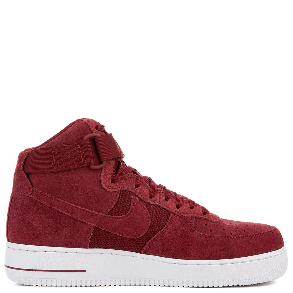 buy popular ea65e 8761d Air Force 1 High  07 UNIVERSITY RED TEAM RED-WHITE
