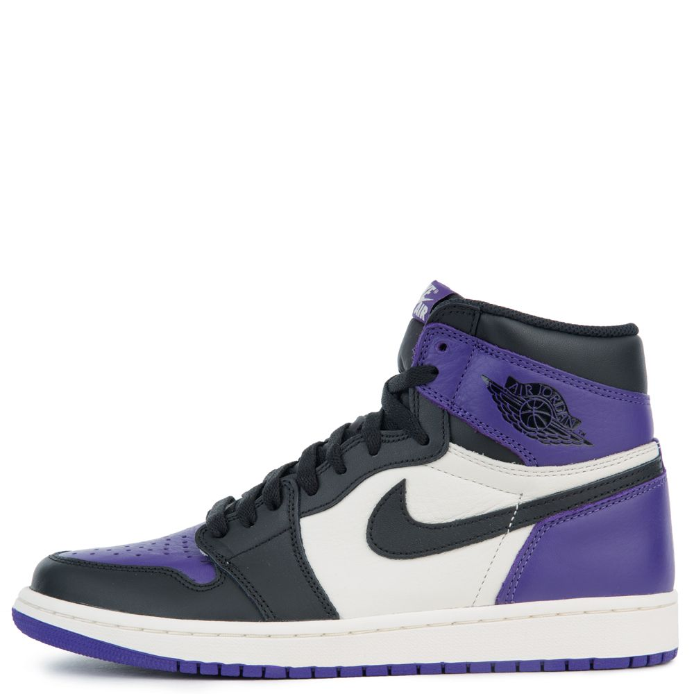 a604aa8111329 JORDAN COURT PURPLE BLACK-SAIL -- AIR JORDAN 1 RETRO HIGH OG COURT PURPLE  BLACK-SAIL