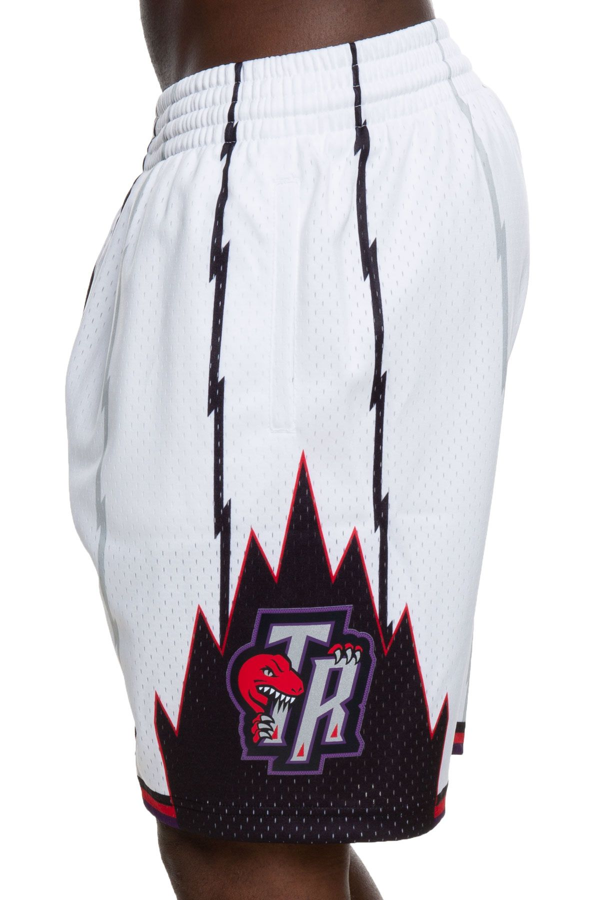 detailed look 194b5 69c9e Toronto Raptors Swingman Shorts
