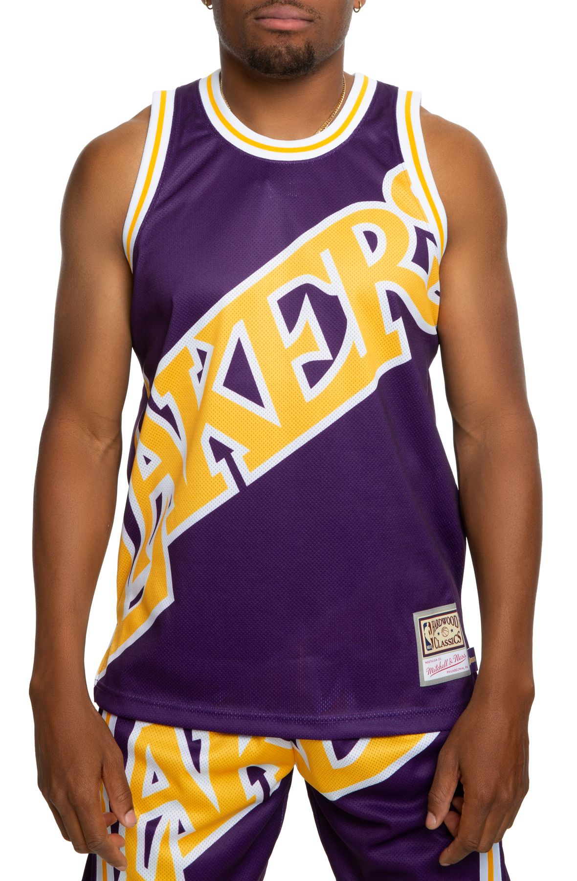 LOS ANGELES LAKERS BIG FACE JERSEY