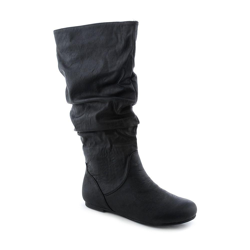 Flat Mid-Calf Boot Kalisa-04