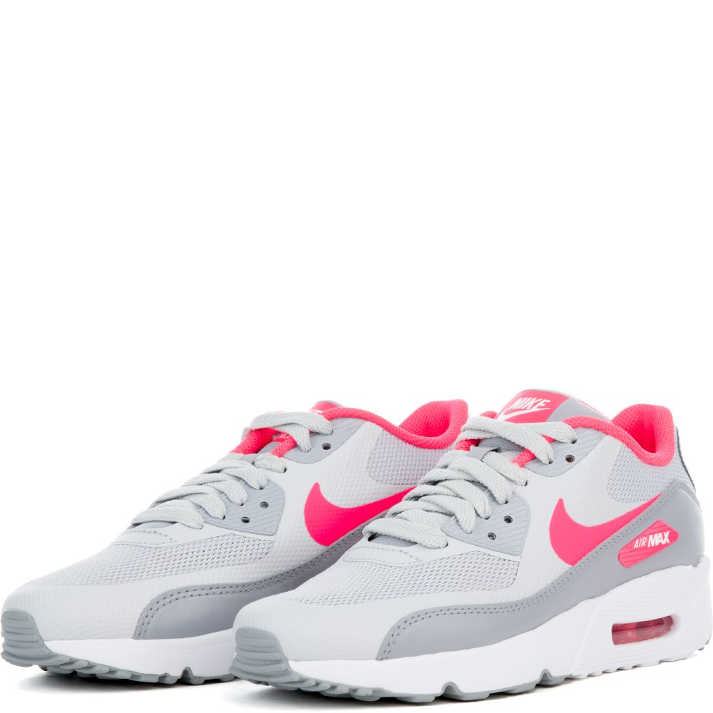 Air Max 90 Ultra 2.0 PURE PLATINUMRACER PINK WHITE WOLF GREY