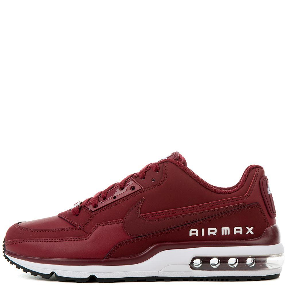 Air Max LTD 3 Shoe Burgundy/White
