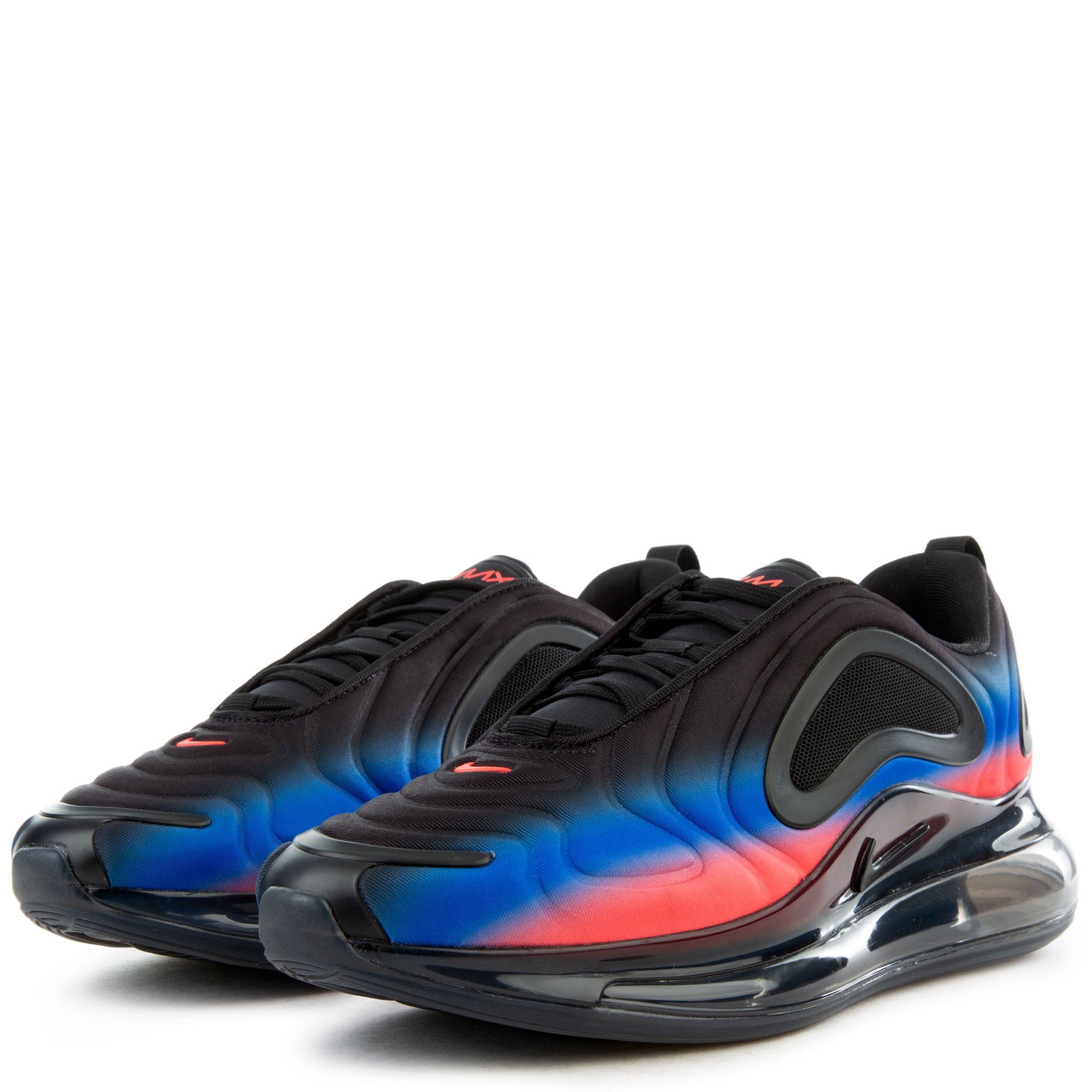 air max 720 black and blue