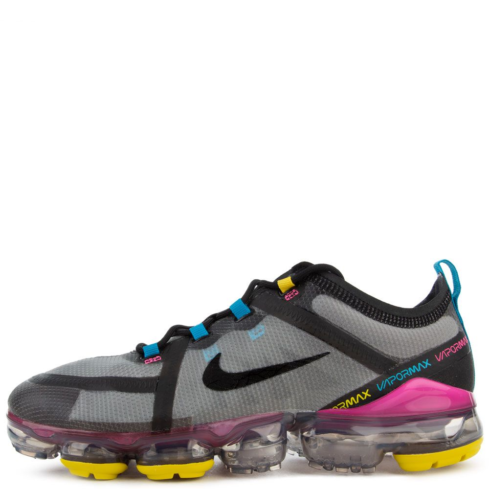 purchase cheap c6e3a 012c7 Air VaporMax 2019 Moon Particle/Black-Pink Blast