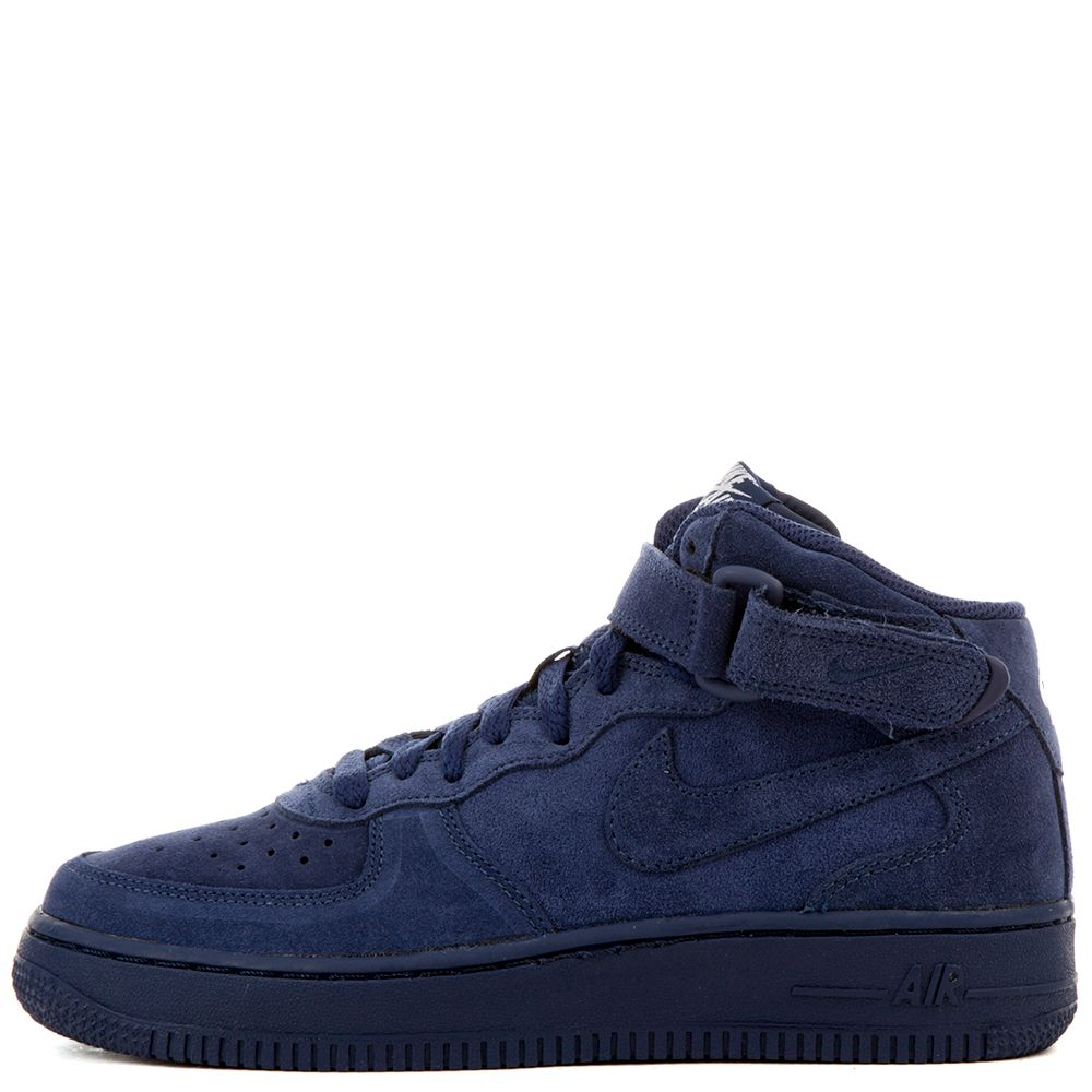 Air Force 1 Mid 06 Binary Blue Binary Blue White