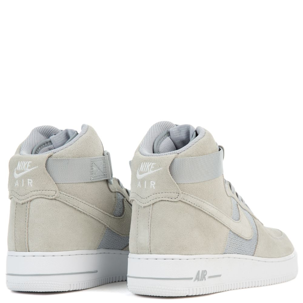 on sale 93433 5432f Air Force 1 High '07 PURE PLATINUM/WOLF GREY-WHITE-WHITE