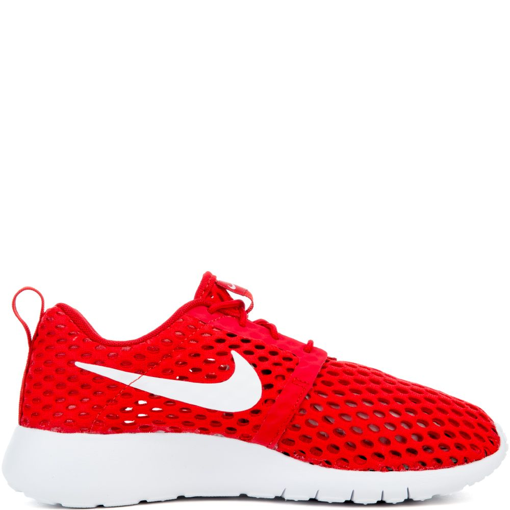 save off 43b9d 47326 NIKE ROSHE ONE FLIGHT WEIGHT (GS) UNIVERSITY RED/WHITE