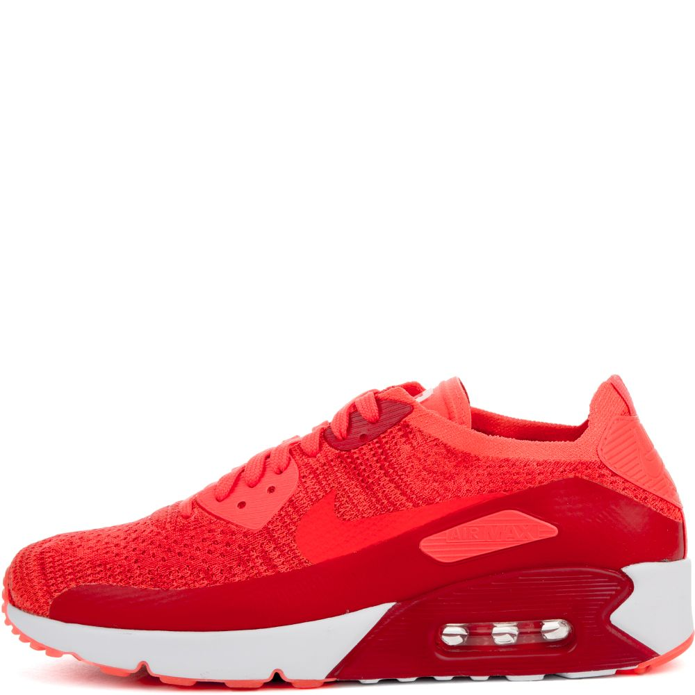 new arrivals 15b1c 4228f Air Max 90 Ultra 2.0 Flyknit BRIGHT CRIMSON/BRIGHT CRIMSON