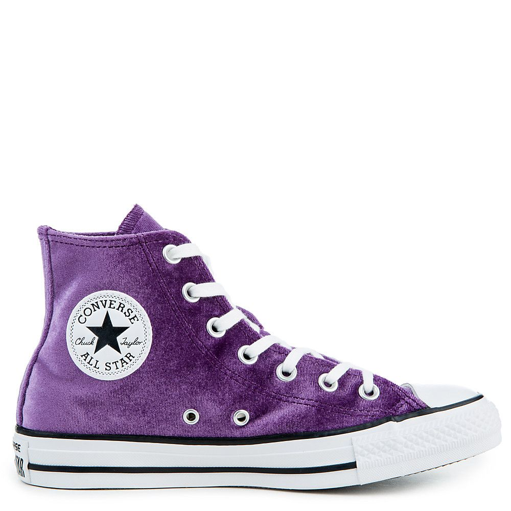 converse chuck taylor all star purple 35