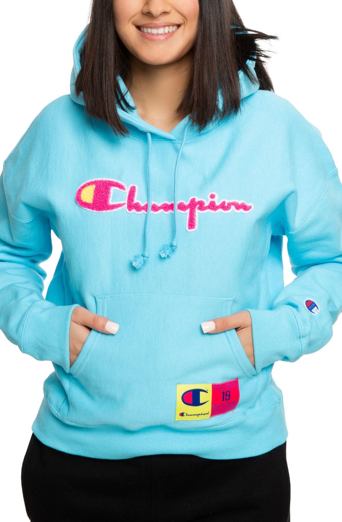 champion reverse weave hoodie