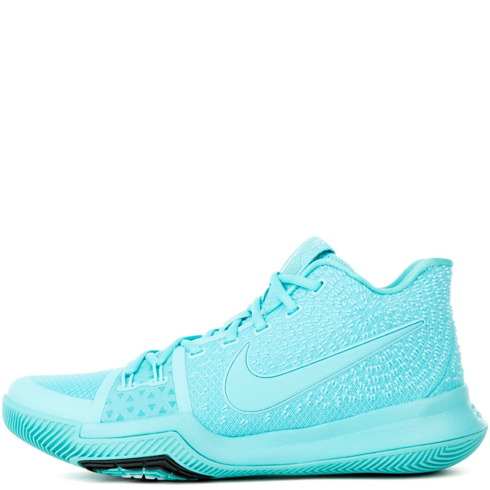 the best attitude 3308d 88549 MEN'S NIKE KYRIE 3 AQUA/AQUA-BLACK