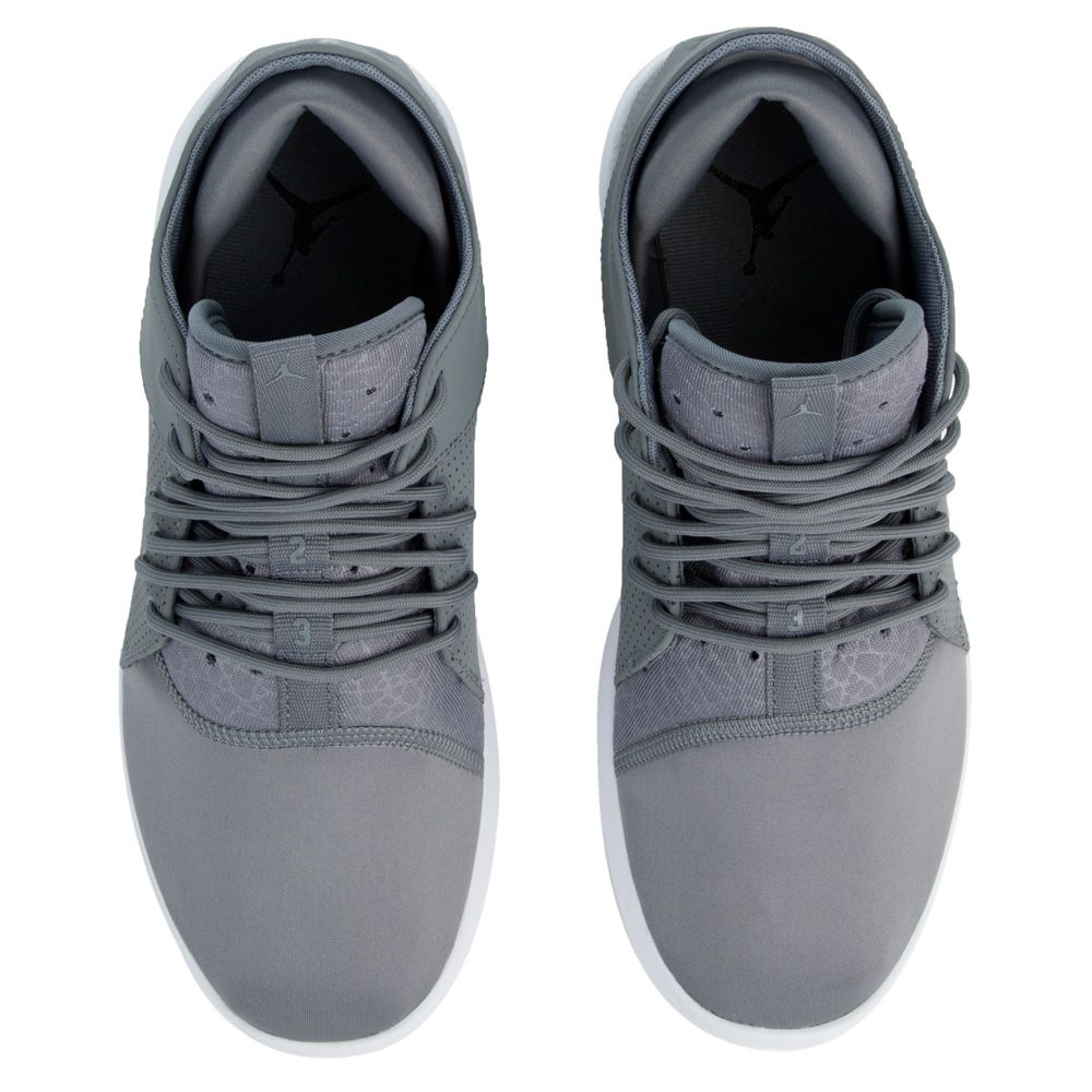 the latest 37d8b 8a26e Air Jordan First Class COOL GREY/WHITE