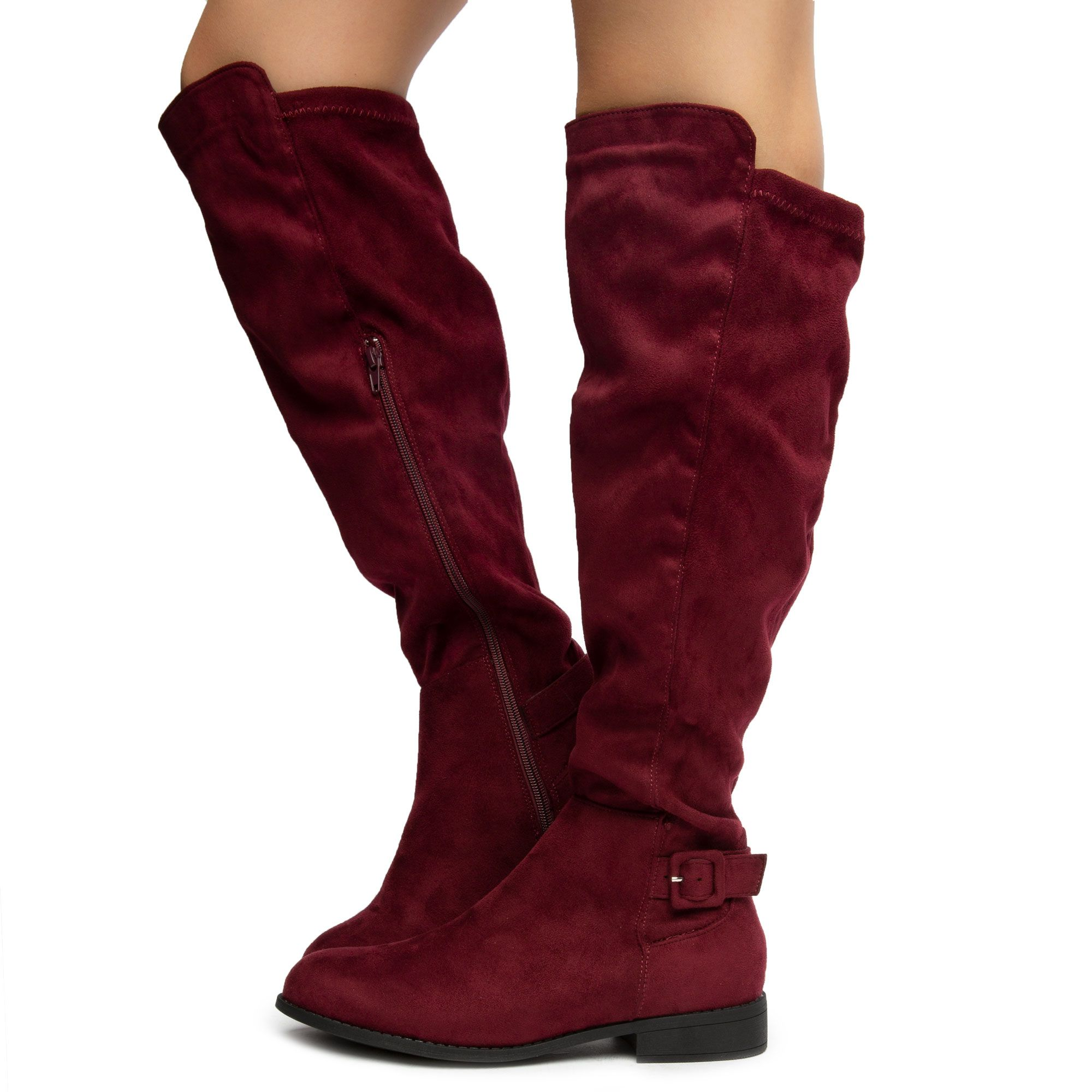 Oksana-171 Knee-High Boots
