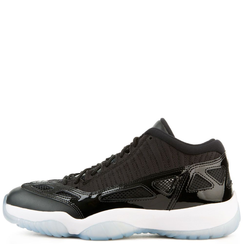 huge selection of 8ff37 3e2a0 Air Jordan 11 Low IE Black/Concord-White