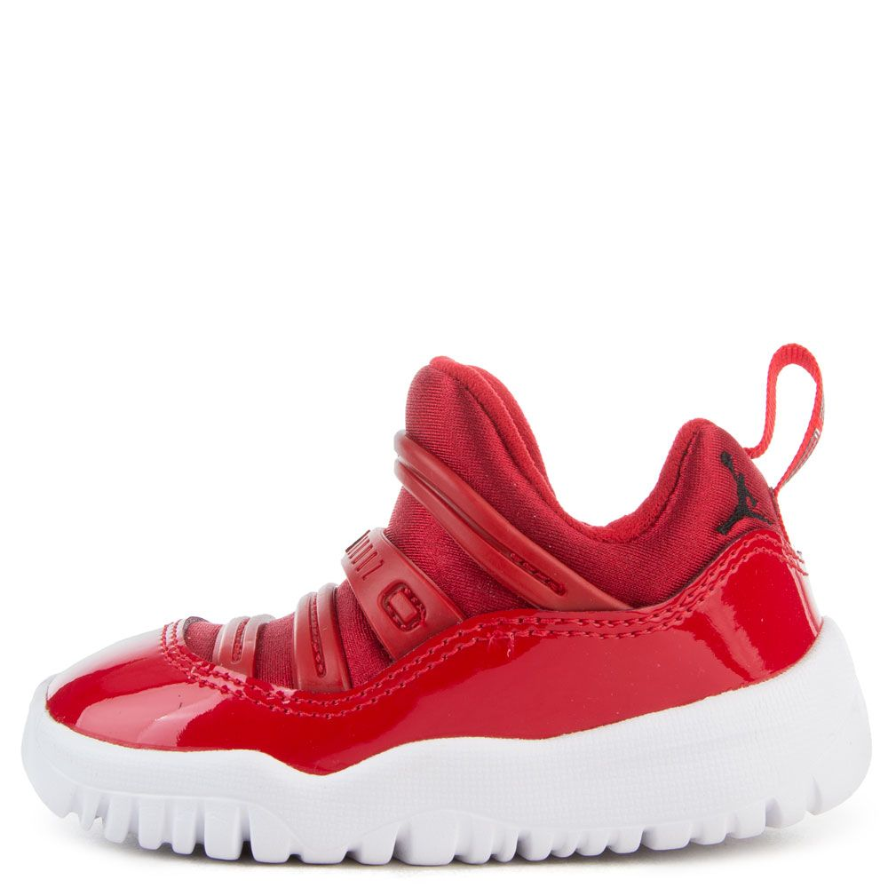 los angeles 49fe1 e4998 (TD) Jordan 11 Retro Little Flex Gym Red/Black-White