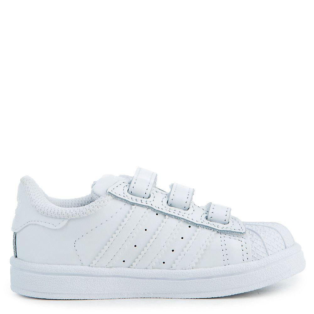 Toddler Superstar CF Sneaker FTWWHT