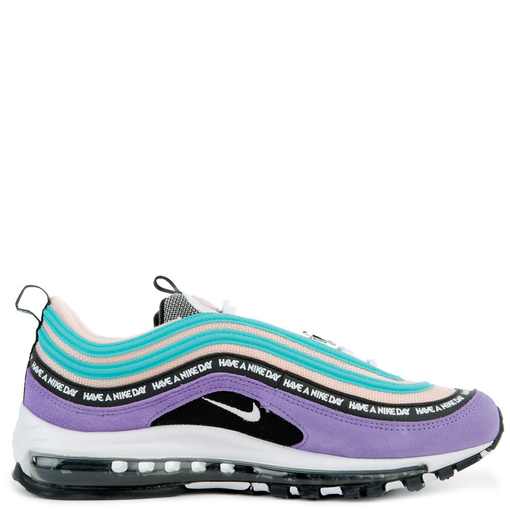 AIR MAX 97 ND SPACE PURPLEWHITE BLACK WASHED CORAL