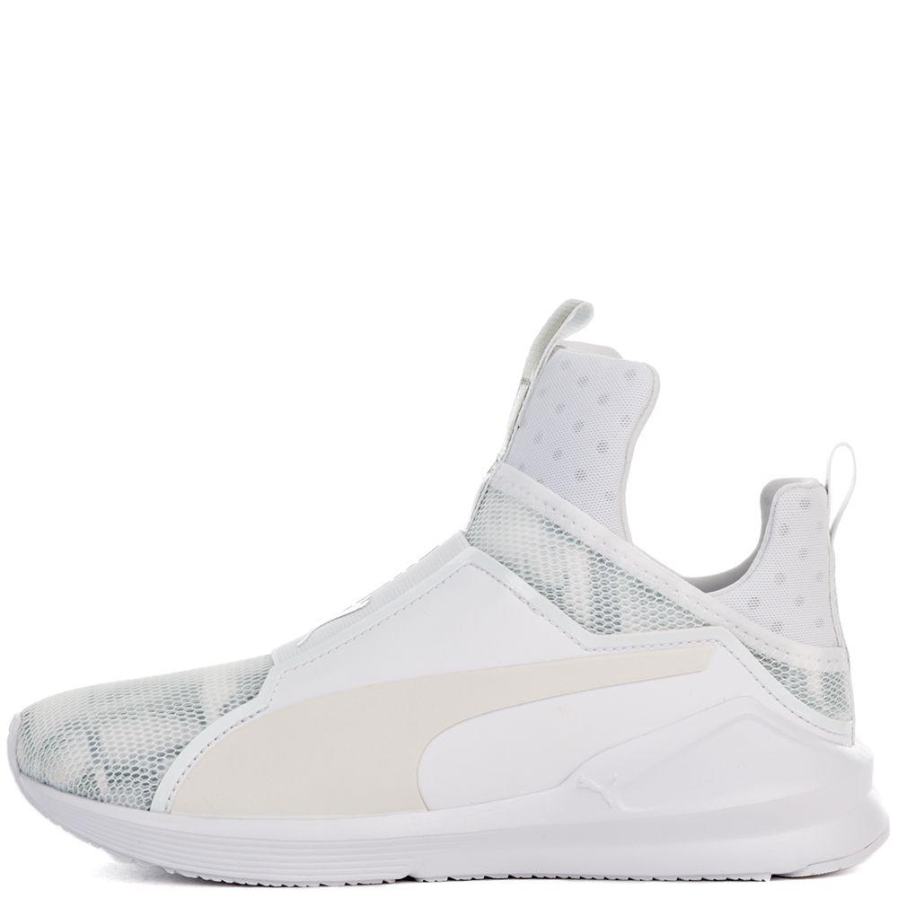 Women's Fierce Swan White Sneaker PUMA