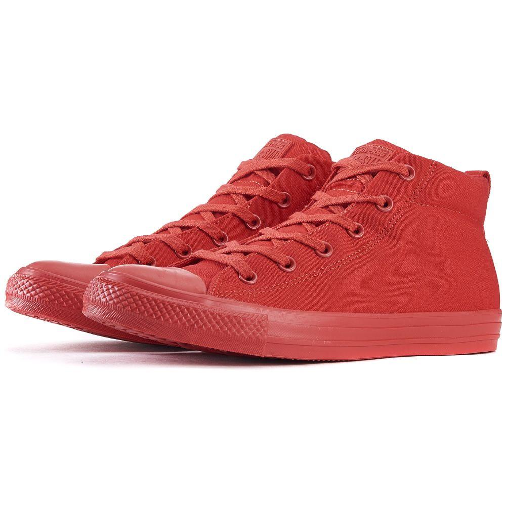 Converse Unisex: Hi Street Mono Red