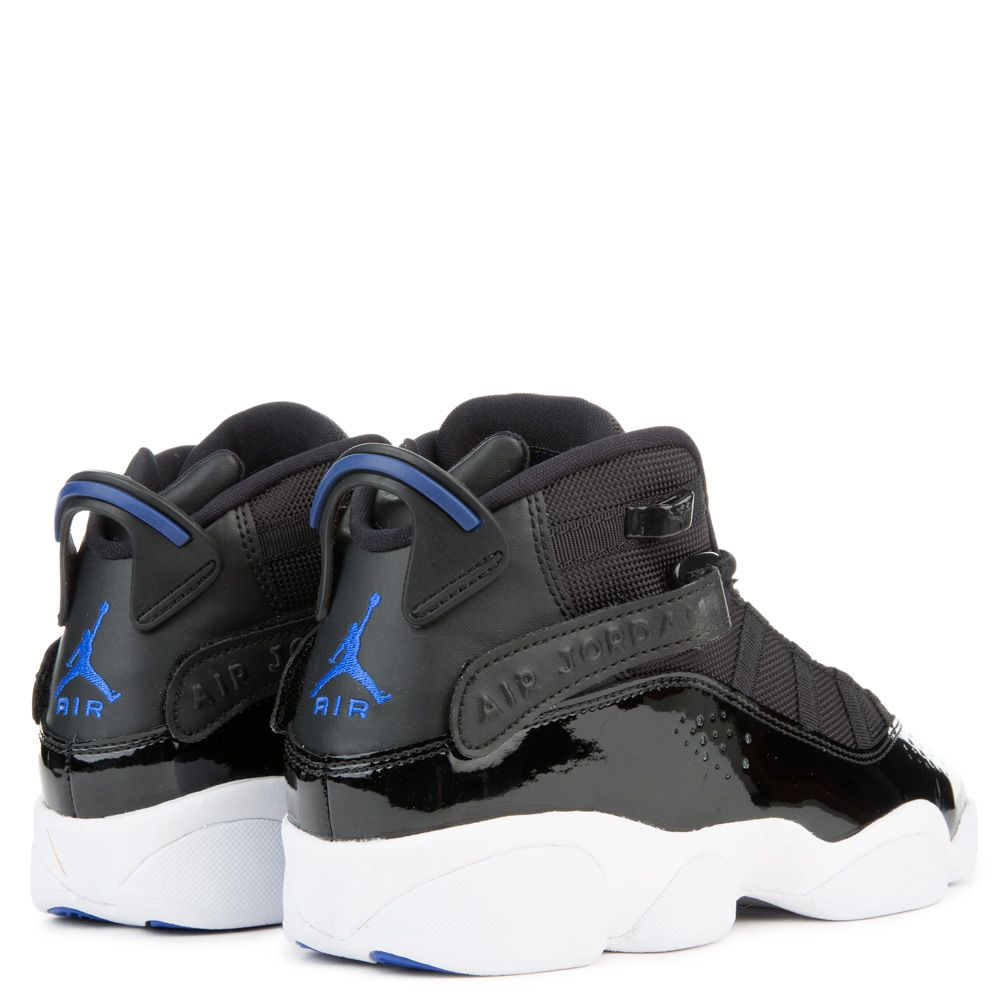 new arrival 54808 8244d Jordan 6 Ring BLACK/HYPER ROYAL/WHITE
