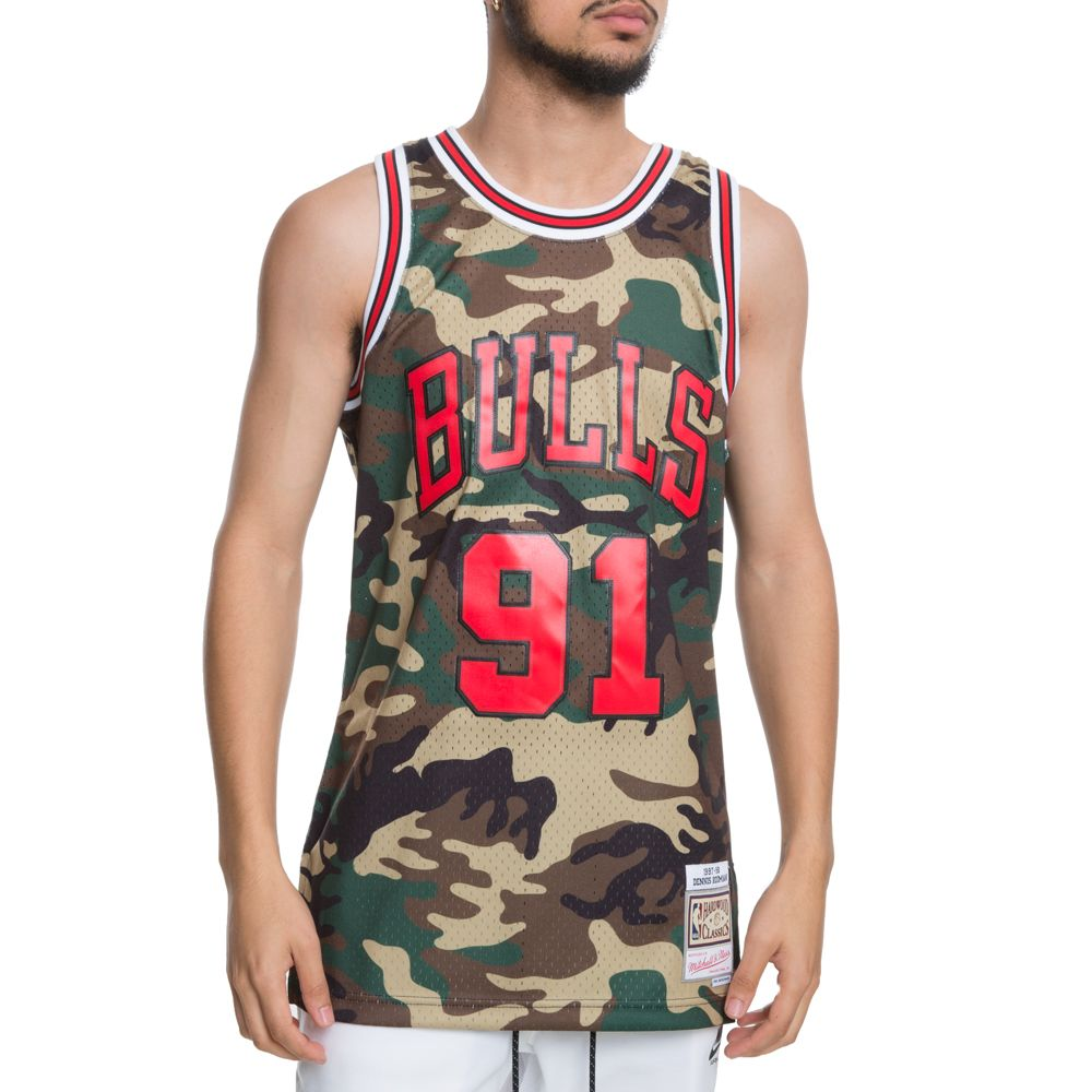 new style 56153 d45fc CHICAGO BULLS JERSEY CAMO