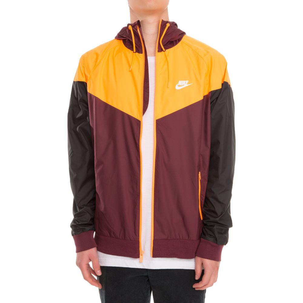Nike Sportswear Windrunner Hooded Jacket Orange M in 2019