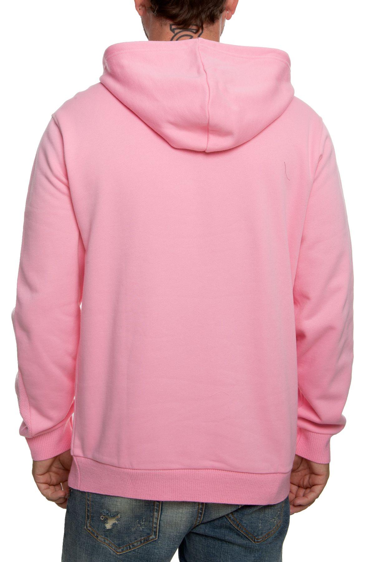 adidas Trefoil hoodie vapour pink