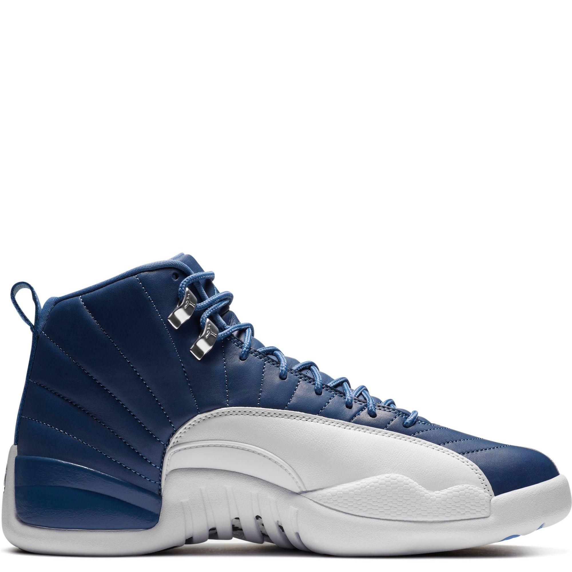 air jordan 12 stone blue pre order