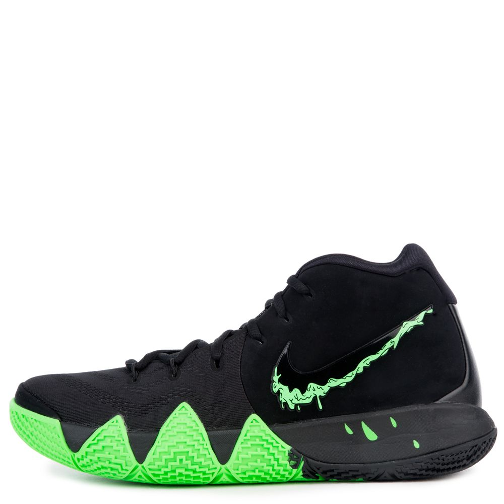 the best attitude e78ab d9950 KYRIE 4 Halloween BLACK/RAGE GREEN